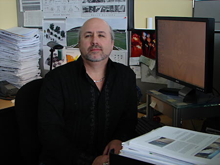David Maloney is the preconstruction designer for Novum Structures.